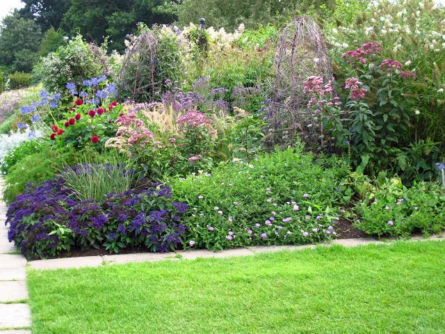 Arte y jardiner a Plantas jardin mediterraneo