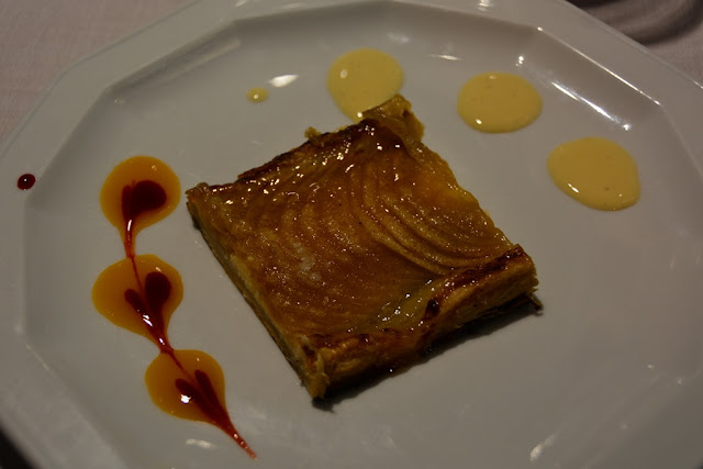Restaurant Miramar Cambrils apple