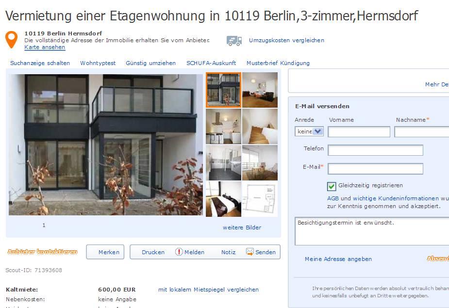 Permalink to Mietwohnung Mit Garten Berlin