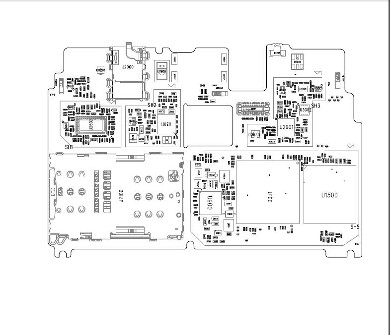 Schematic Xiaomi Redmi Note 4X Mido — TTCT