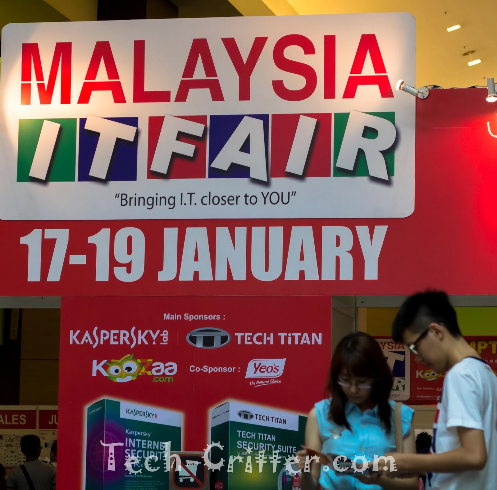 Coverage of the Malaysia IT Fair @ Mid Valley (17 - 19 Jan 2014) 227