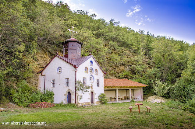 St. Peter and Paul church, Ljubojno village, Resen Municipality, Macedonia