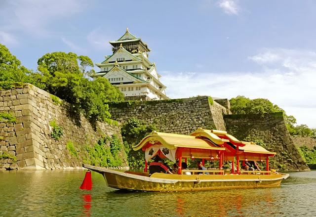 Perahu tradisional Gozabun