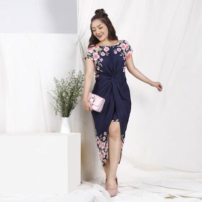 Maxi Dress Untuk Ke Pesta 2019 Siti Badriah