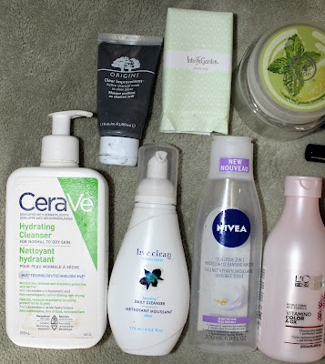 May 2016 Empties