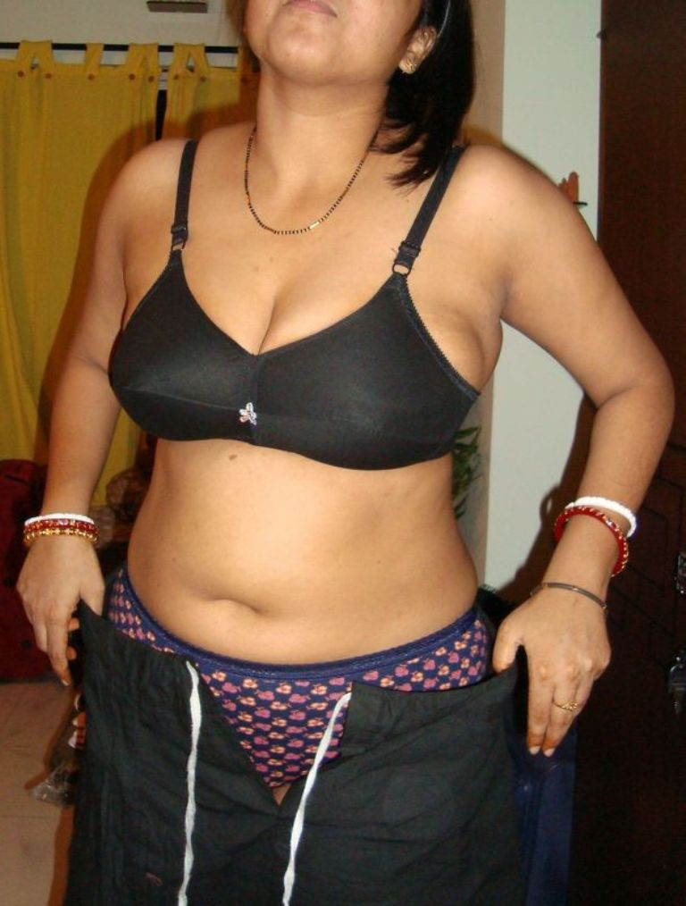 Indian Desi Aunty And Bhabhi Nude Photo Local Bhabhi Ki -6666
