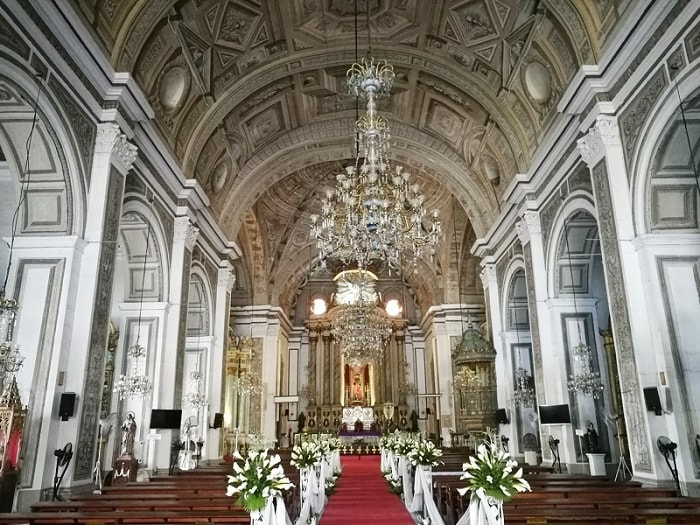 San Agustin Church, Intramuros Manila