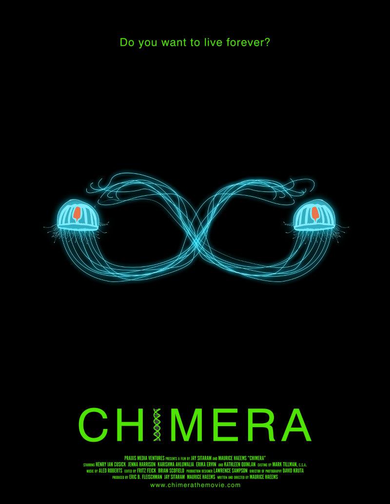 chimera film poster