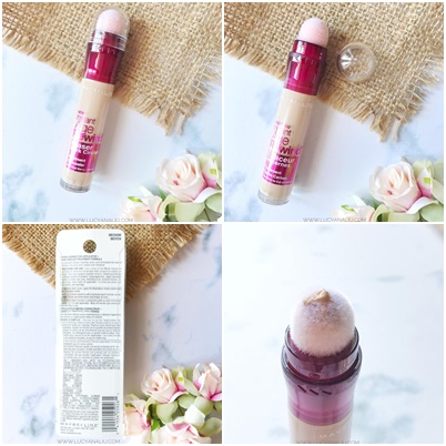 [Review] Maybelline Instant Age Rewind #Medium