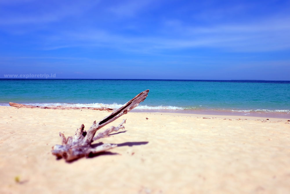 pasir putih gili labak