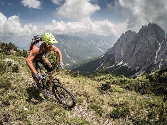 E-Bike Guide Udine Monte Flop Uphill Flow