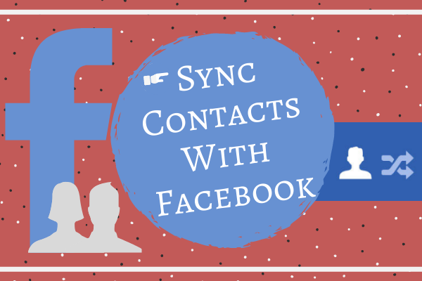 How Do I Sync Facebook Contacts To My Iphone