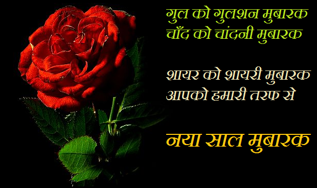 New Year SMS Greetings: Happy New Year Shayari SMS in ...