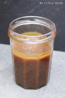 recette sauce caramel facile et rapide