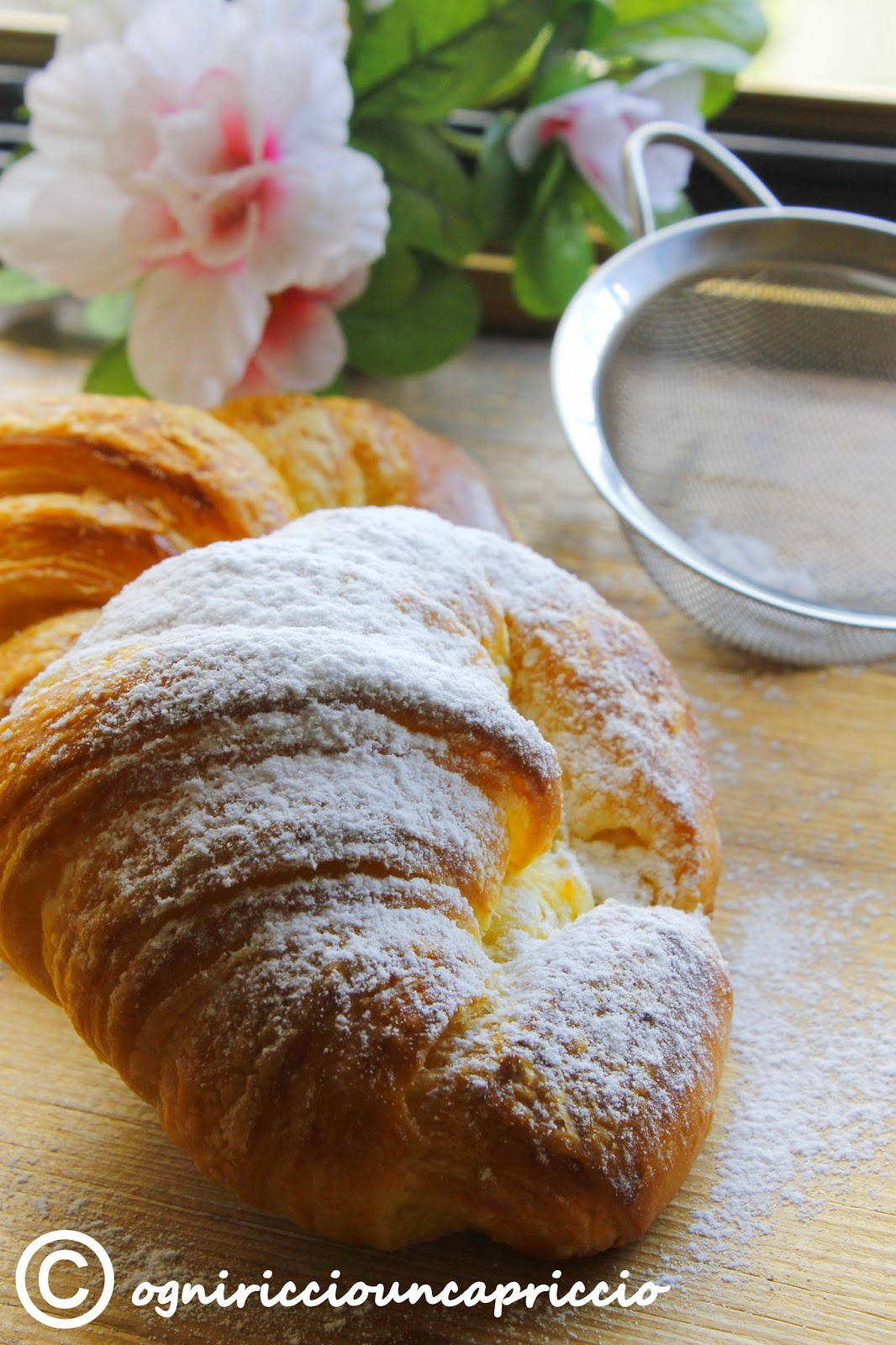 croissant ricetta Luca Montersino