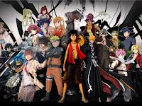 Ini Adalah Tokoh Anime Yang Sangat Cepat Sepanjang Masa