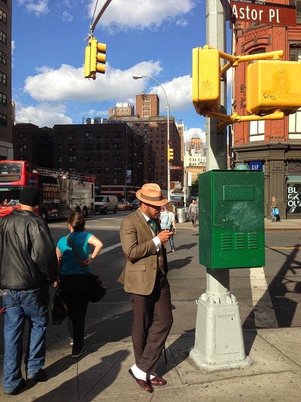 Mitt största nöje i New York