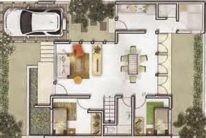 Membuat denah rumah ukuran 7x12m menggunakan jasa arsitek ataupun digambar sendiri sesungguhnya sama saja. Perbedaannya hanya terletak pada tingkat kerapiannya.