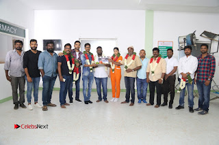 Nenjamellam Kadhal Tamil Movie Pooja Stills  0038.jpg