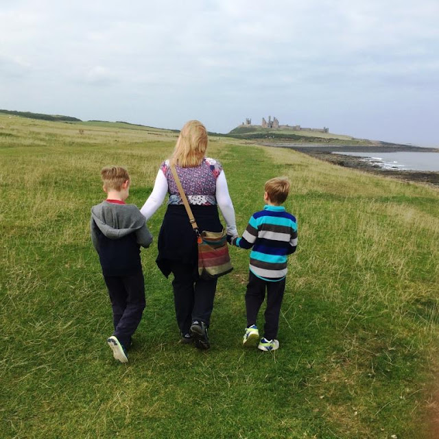 8 Favourite North East Coastal Family Walks dunstanburgh craster