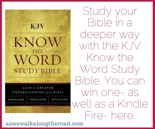 Review of Know the Word Study Bible