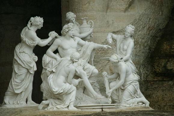 Apollon, mythologie, soleil, Versailles.