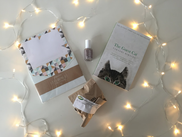 Blogger Swap Box