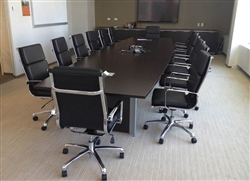 Hendrix Chairs In A Conference Room