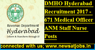 DMHO-Hyderabad-671-Medical-Officer-ANM-Staff-Nurse-Posts-Vacancies