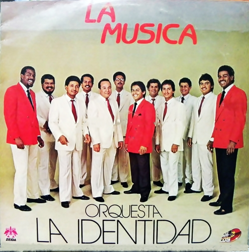 Lyrics de La Identidad
