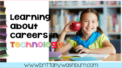 Learning about Careers in Technology blog post by Brittany Washburn