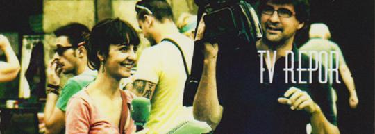 Colaboración en las VIII Jornadas Internacionales de Periodismo UMH, por Alba Benesiu