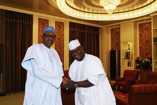 Don't Back Yahaya Bello's Re-Election Bid – Group Warns Buhari.