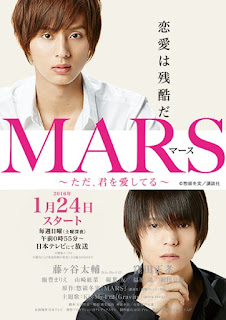 Sinopsis Mars Tada Kimi wo Aishiteru