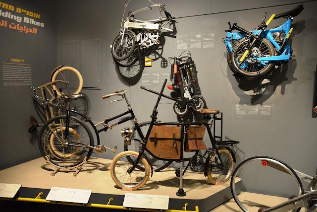 אופניים מתקפלות ואב טיפוס לצבא folding bikes and military prototype