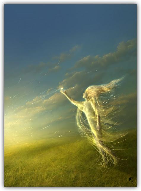 Muse, Goddess of Inspiration