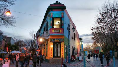 #Travel - O que quero ver em Buenos Aires El Caminito