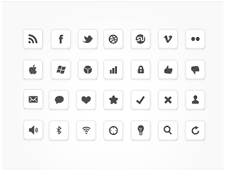 Ic minimal icons set