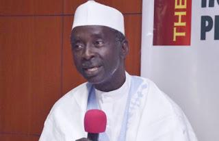 Bala Bantex, deputy governor of Kaduna state