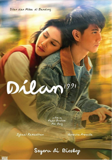 Download Film Dilan 1991 (2019) Full Movie Indonesia