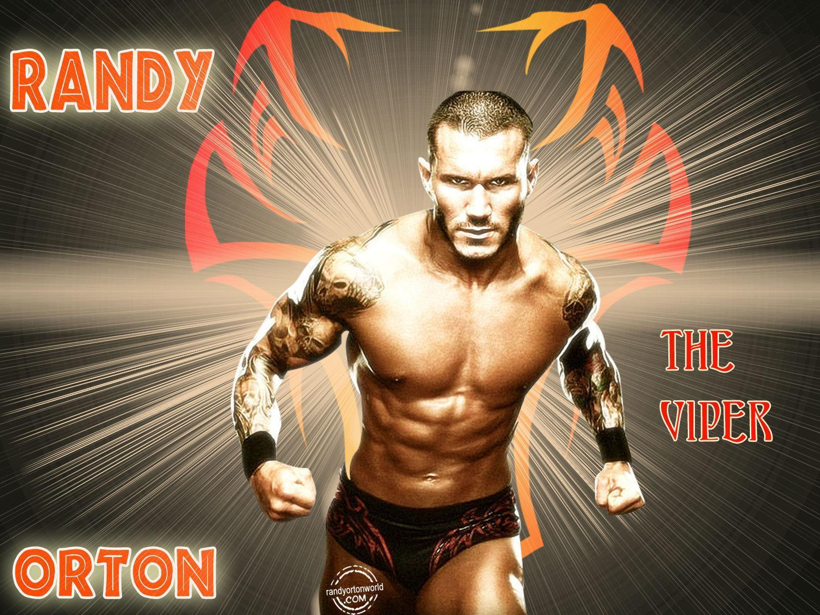 Randy Orton HD Wallpapers: Randy Orton The Viper Wallpapers