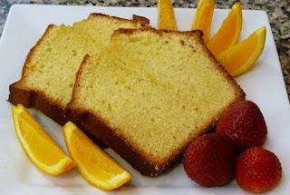 Pan de Naranja con Nueces