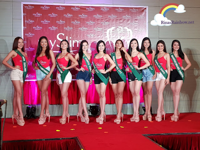 MySlim and Miss Philippines Earth 2017