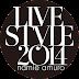 ボーカル抽出とインスト作成できた、と、LIVE STYLE 2014のツアーロゴができてた