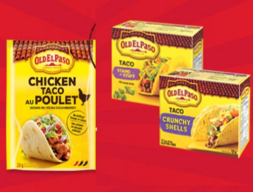 Old El Paso Product Coupons