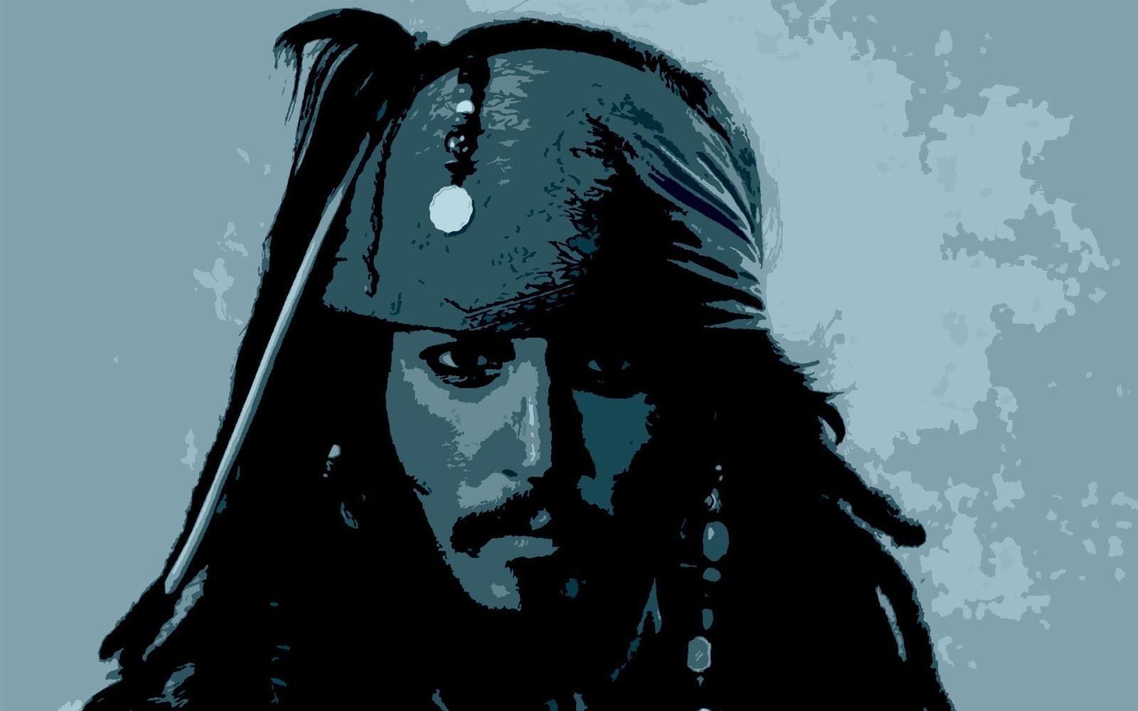 48 Jack Sparrow Wallpapers Hd Wallpaperceiling