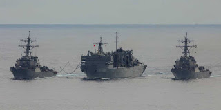 USS Porter,  USNS Supply dan USS Donald Cook