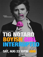 pelicula Tig Notaro: Boyish Girl Interrupted (2015)