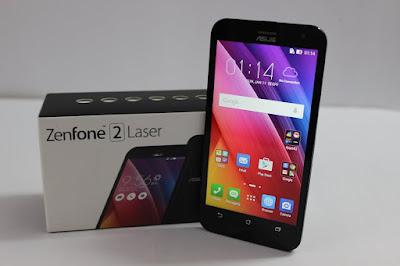 Harga ASUS Zenfone 2 Laser ZE500KG dan Spesifikasi