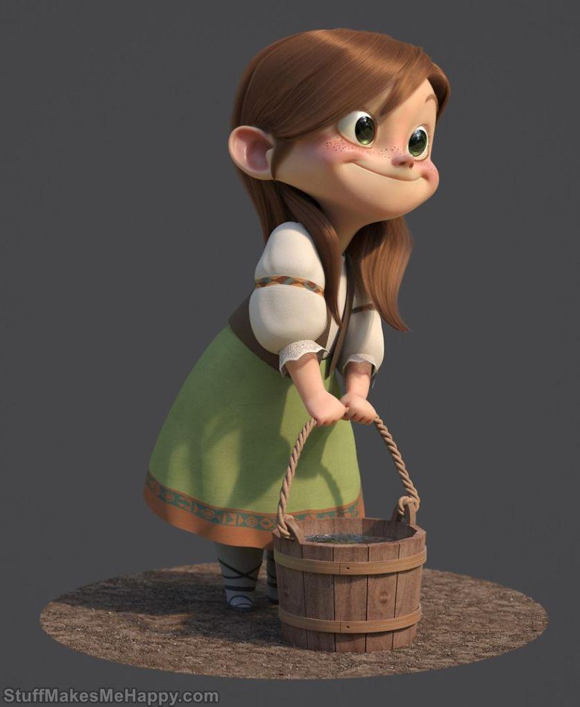 19. Gretel, Hansel and Gretel